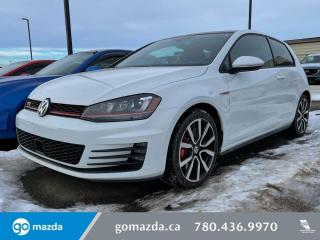 Used 2015 Volkswagen Golf GTI Autobahn GTI for sale in Edmonton, AB