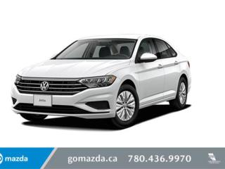 Used 2019 Volkswagen Jetta COMFORTLINE - AUTO B/U CAM POWER OPTIONS for sale in Edmonton, AB