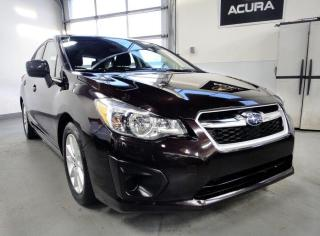Used 2013 Subaru Impreza DEALER MAINTAIN,ONE OWNER,NO ACCIDENT for sale in North York, ON