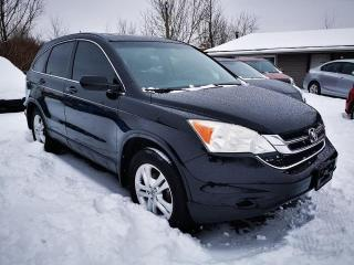 Used 2011 Honda CR-V EX-L w/Navi for sale in Ottawa, ON