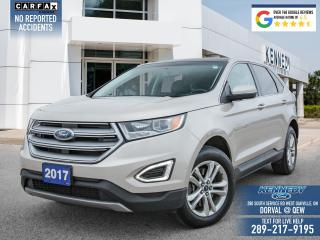 Used 2017 Ford Edge SEL for sale in Oakville, ON