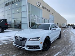Used 2014 Audi S7 ACCIDENT FREE for sale in Edmonton, AB