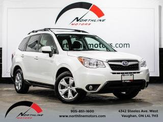 Used 2015 Subaru Forester Touring/EyeSight/Camera/Pano Roof for sale in Vaughan, ON