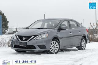Used 2017 Nissan Sentra SV|Heated seats|Keyless entry|back up camera| for sale in Bolton, ON