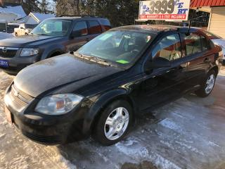 Used 2010 Chevrolet Cobalt LT w/1SA for sale in Oro Medonte, ON