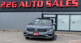 Used 2019 Volkswagen Jetta HIGHLINE|ACCIDENT FREE|BACKUP CAM|LEATHER|SUNROOF for sale in Brampton, ON