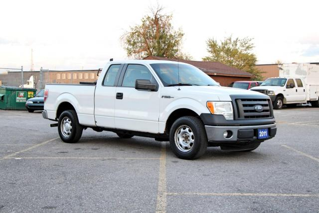2011 Ford F-150 XL, Fog Lights, Back RACK