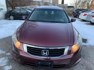 Used 2009 Honda Accord EX/Safety Certification included Asking Price for sale in Toronto, ON