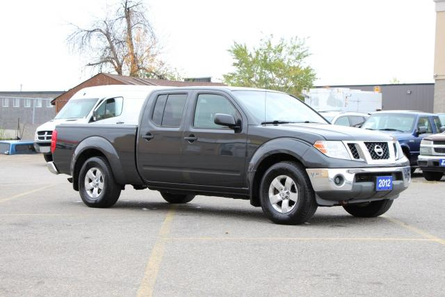 2012 Nissan Frontier SV 4X4