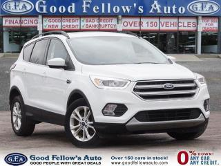 Used 2018 Ford Escape SE 1.5L ECO, REARVIEW CAMERA, HEATED & POWER SEATS for sale in Toronto, ON