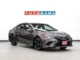 Used 2018 Toyota Camry XSE Leather PanoRoof Backup Camera for sale in Toronto, ON