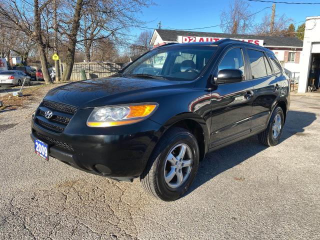 2009 Hyundai Santa Fe GL/Accident Free/Automatic/Heated Seats/Certified