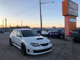 Used 2010 Subaru Impreza WRX STI*COBB TUNE*INTAKE*EXHAUST*164KMS*NAVI*CAM for sale in London, ON