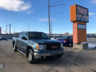 Used 2011 GMC Sierra 1500 SLE**4X4**ONLY 168KMS**5.3L V8**CREW CAB**CERT for sale in London, ON