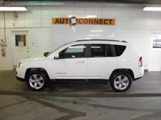 Used 2016 Jeep Compass HIGH ALTITUDE AWD for sale in Peterborough, ON