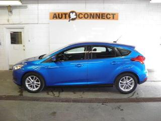 Used 2017 Ford Focus SE Hatchback for sale in Peterborough, ON