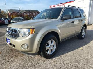 Used 2011 Ford Escape XLT/Automatic/4 Cylinder/Comes Certified for sale in Scarborough, ON
