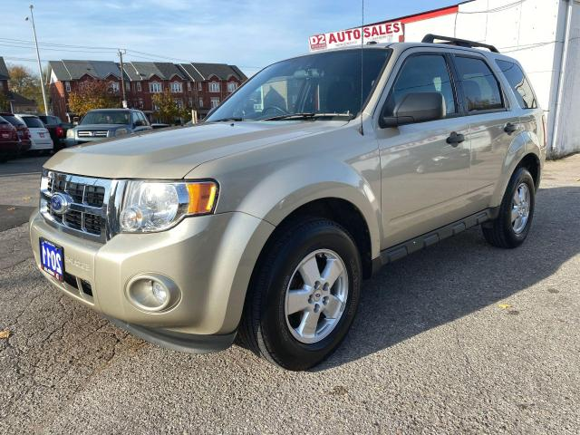 2011 Ford Escape XLT/Automatic/4 Cylinder/Comes Certified