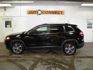 Used 2019 Jeep Cherokee Limited for sale in Peterborough, ON