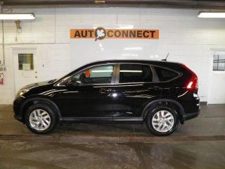 Used 2016 Honda CR-V EX-L AWD for sale in Peterborough, ON
