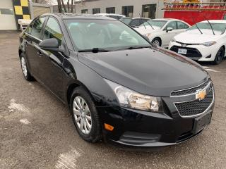 Used 2011 Chevrolet Cruze LS+ w/1SB for sale in Toronto, ON