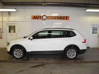 Used 2020 Volkswagen Tiguan TRENDLINE AWD for sale in Peterborough, ON