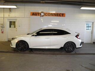Used 2018 Honda Civic Sport Hatchback for sale in Peterborough, ON