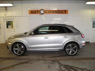 Used 2017 Audi Q3 Technology  AWD for sale in Peterborough, ON