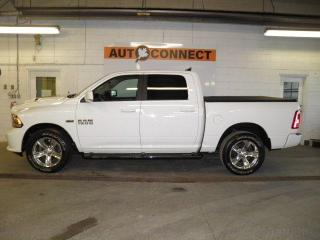 Used 2018 RAM 1500 SPORT 4x4 for sale in Peterborough, ON
