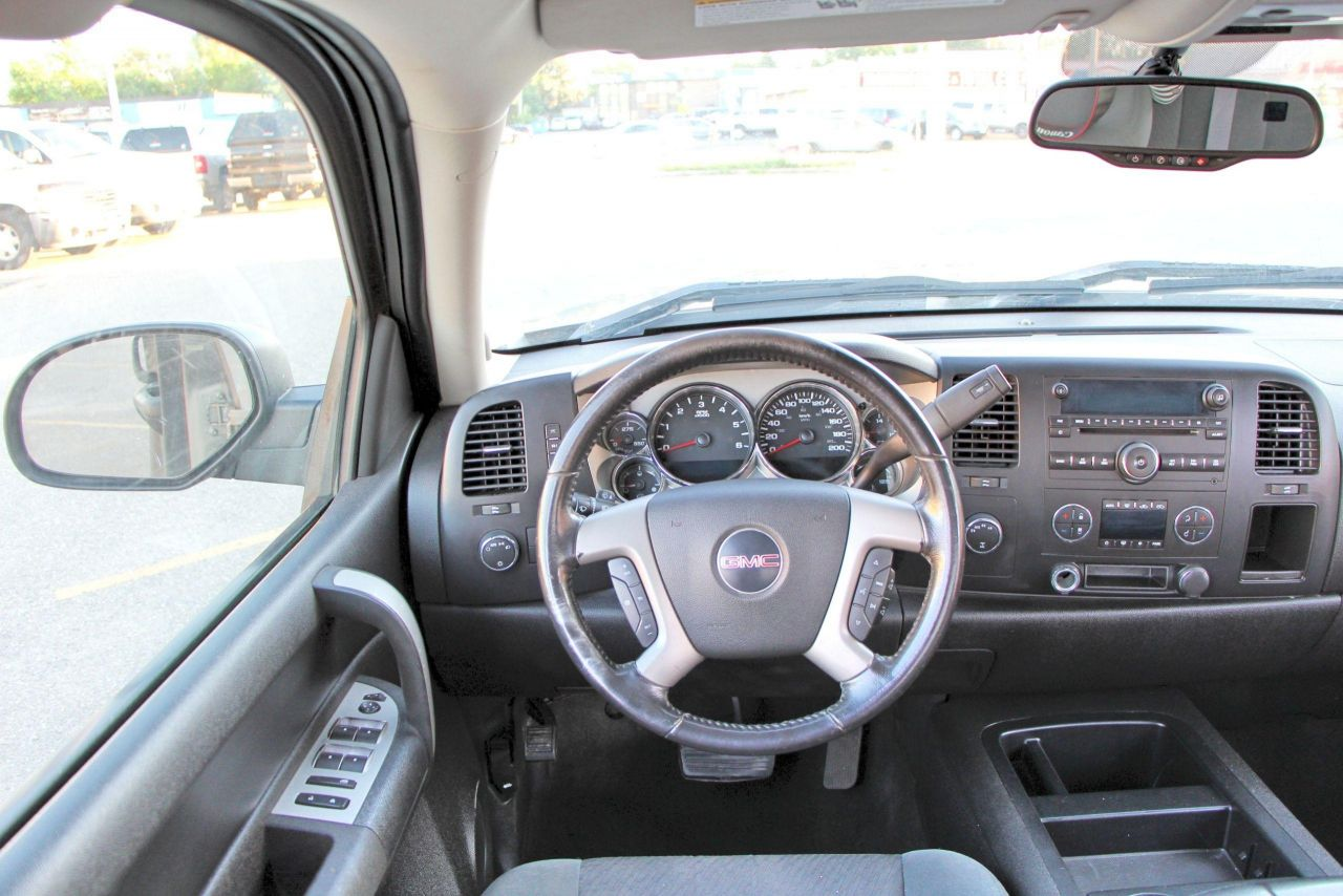2007 GMC Sierra 1500