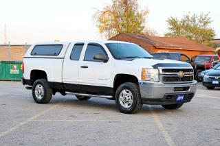 Used 2011 Chevrolet Silverado 2500 2500HD LT for sale in Brampton, ON
