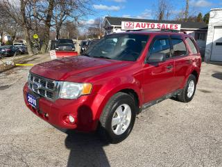 Used 2010 Ford Escape XLT/Automatic/Leather/Bluetooth/Heated Seats for sale in Scarborough, ON