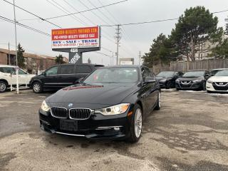 Used 2014 BMW 3 Series 328i xDrive for sale in Toronto, ON