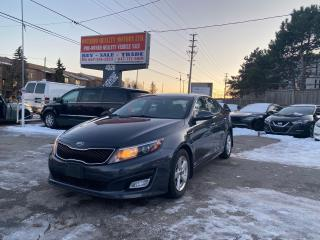 Used 2015 Kia Optima LX for sale in Toronto, ON