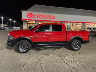 Used 2016 RAM 1500 Rebel for sale in Cambridge, ON