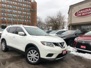 Used 2015 Nissan Rogue Rogue AWD | BACK UP CAM | RUST PROOFED|4 NEW SNOW TIRES for sale in Scarborough, ON