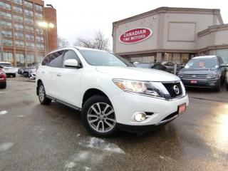 Used 2015 Nissan Pathfinder 7 PASS | BACK UP CAM | 4 NEW SNOW TIRES* | for sale in Scarborough, ON