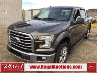 Used 2016 Ford F-150 XLT SuperCrew SWB AWD 3.5L for sale in Calgary, AB