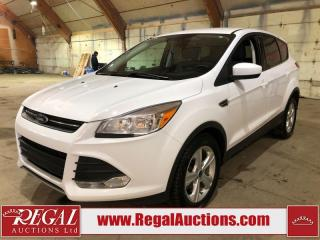 Used 2016 Ford Escape SE 4D Utility FWD for sale in Calgary, AB