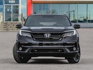 New 2021 Honda Pilot Black Edition for sale in Winnipeg, MB