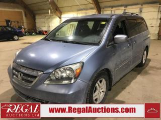 Used 2005 Honda Odyssey 4D Wagon FWD for sale in Calgary, AB