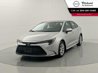 Used 2020 Toyota Corolla LE Heated Seats, Safety Sense, Bluetooth, Apple Car Play for sale in Winnipeg, MB