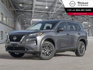 New 2021 Nissan Rogue S for sale in Winnipeg, MB