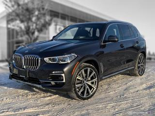 New 2021 BMW X5 xDrive40i PREMIUM EXCELLENCE PACKAGE for sale in Winnipeg, MB