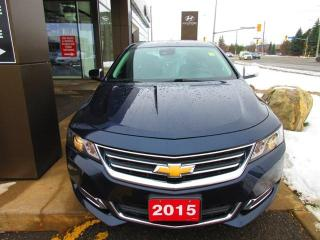 Used 2015 Chevrolet Impala LT for sale in Nepean, ON