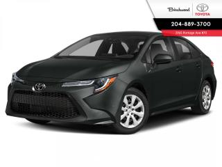 New 2021 Toyota Corolla LE Premium Pkg for sale in Winnipeg, MB