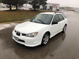Used 2006 Subaru Impreza 2.5i for sale in Cambridge, ON