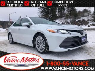 Used 2020 Toyota Camry XLE...LEATHER*COOLED SEATS*TOW! for sale in Bancroft, ON