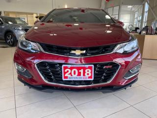 Used 2018 Chevrolet Cruze Premier for sale in Waterloo, ON