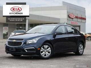 Used 2016 Chevrolet Cruze Limited LS - AS TRADED for sale in Kitchener, ON